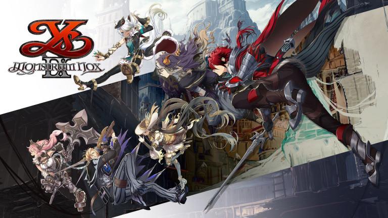 Ys IX: Monstrum Nox Offers Demo On PS4 - News