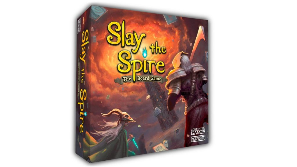 Slay The Spire is becoming a board game