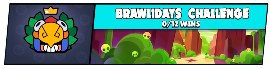 What is the Brawlidays Challenge?