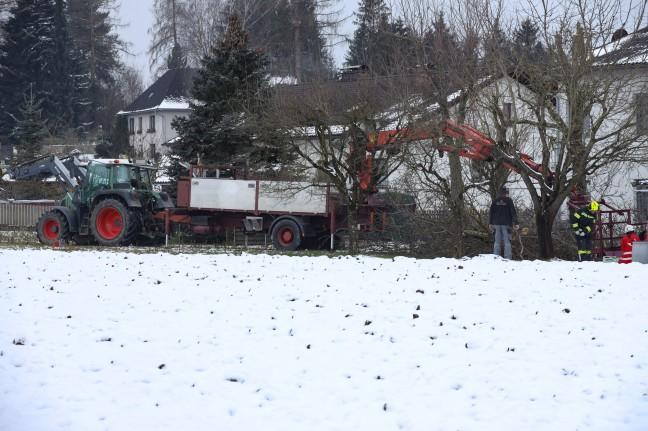 A 25-year-old boy died in a serious electrical accident in Steinerkirchen an der Traun