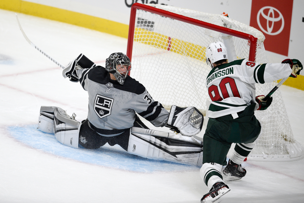 Kings blows another big lead and loses OT to Minnesota – Daily News