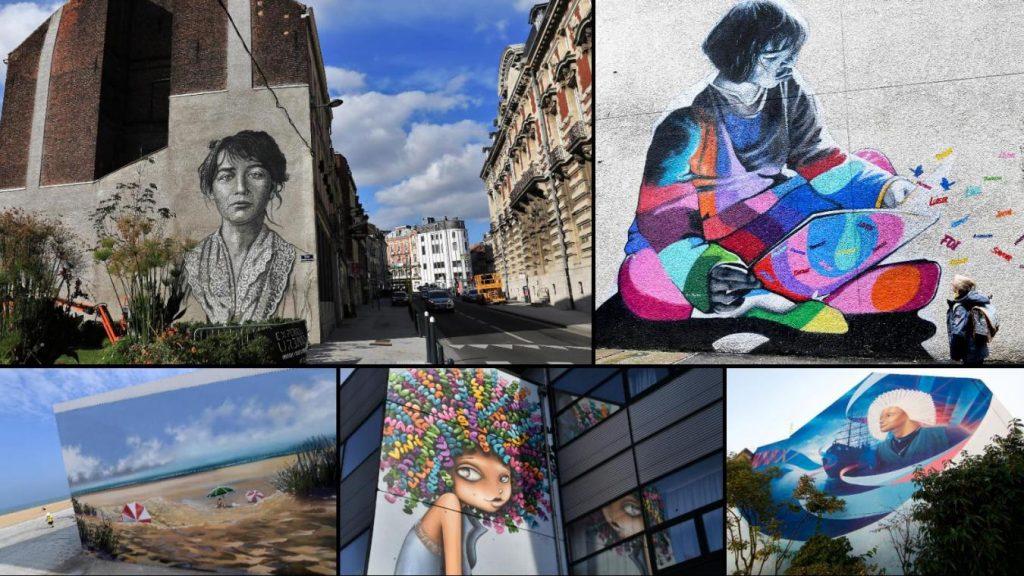 À découvrir principalement sur la Côte (Boulogne, Calais) et dans la métropole (Lille, Roubaix).