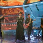 """JJ Lin's """"Cyberpunk Style"""" model has 15 kg of clothes and wins third prize"""