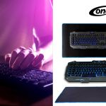 Game Schedule: Lightning Keyboard Detonator V3 + Free Grid XL Mouse Pad