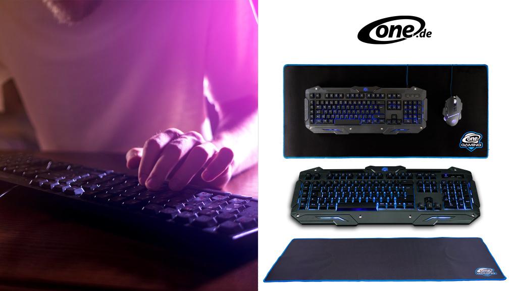 Game Schedule: Lightning Keyboard Detonator V3 + Free Grid XL Mouse Pad
