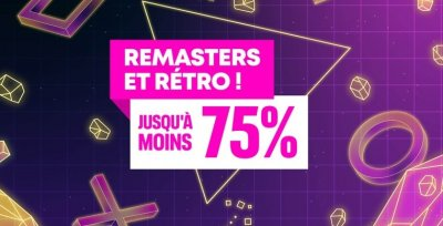 SALE on PlayStation Store: Remasters and retro games for sale up to 75% off, the classics are now available!