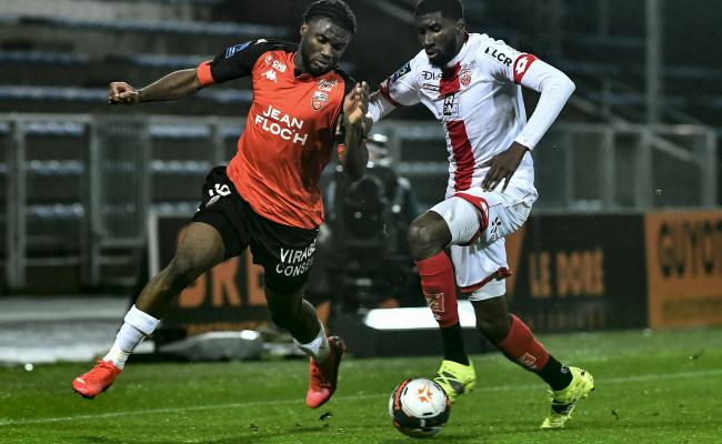 Ligue 1 - Day 20 - Lorient clinches injury time win against Dijon