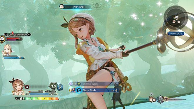 Atelier Ryza 2 Combat.jpg