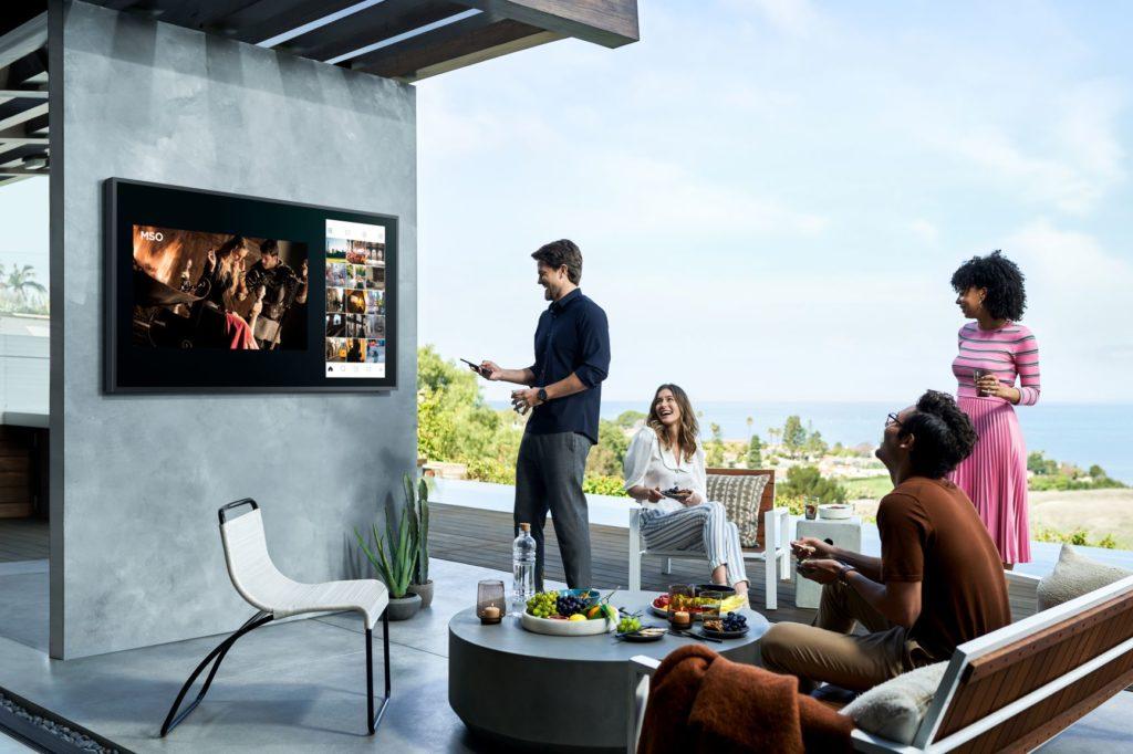 Samsung star tv
