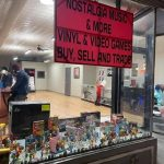 A new store that sells nostalgia and music in Walkisha