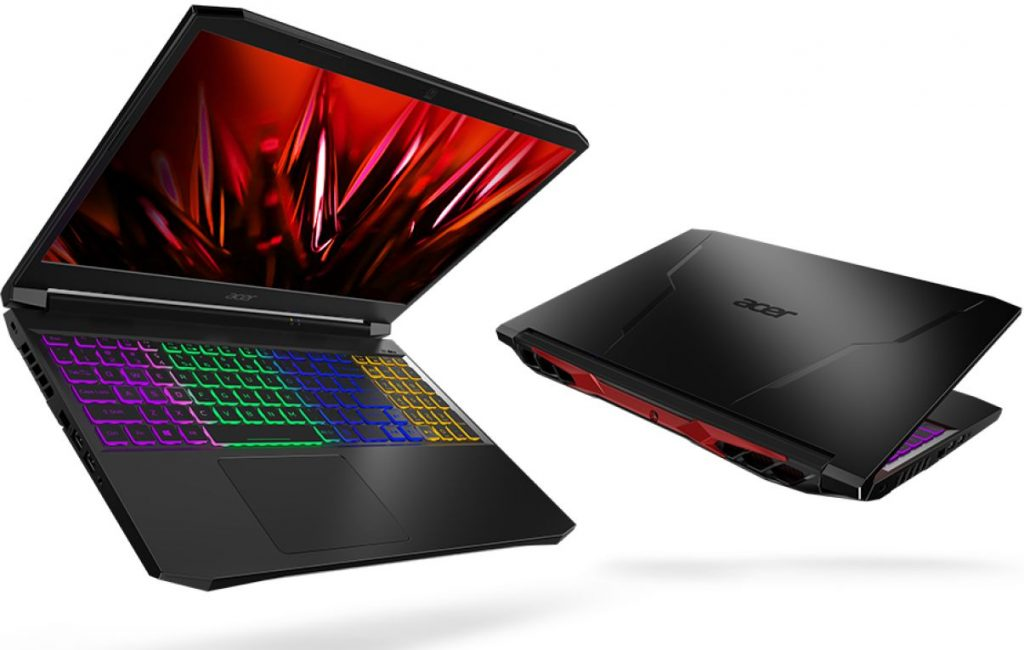 Acer Introduces New Nitro and Aspire Laptops Powered by AMD Ryzen 5000 Mobile Processors