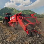 All About Potato: GRIMME Equipment Package for the LWS19