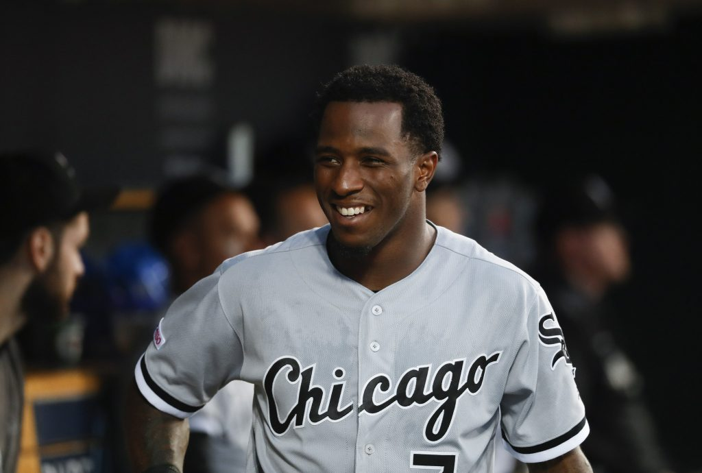 Anderson of ChiSox decorates the cover of the video game. Next is a ring?