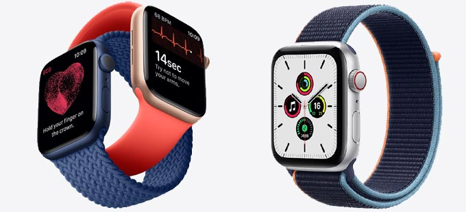 Apple Watch saves the woman ...!