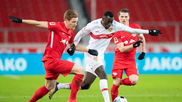 Bundesliga matchday 14: Leipzig win 1-0 in Stuttgart - Sport
