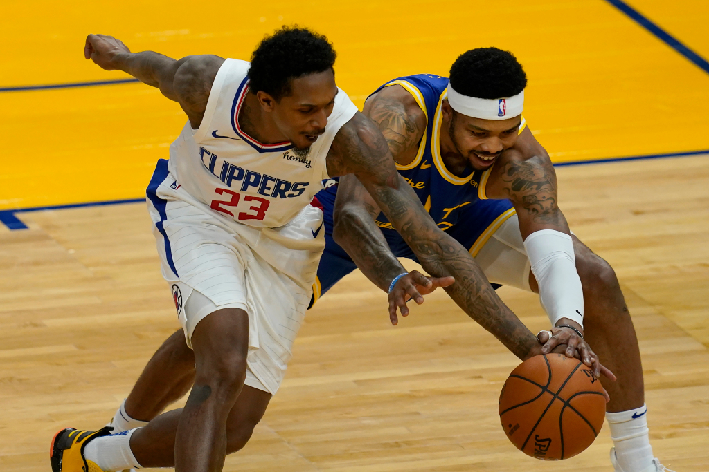 Clippers Bench Experiences Some Growing Pain-Orange County Register