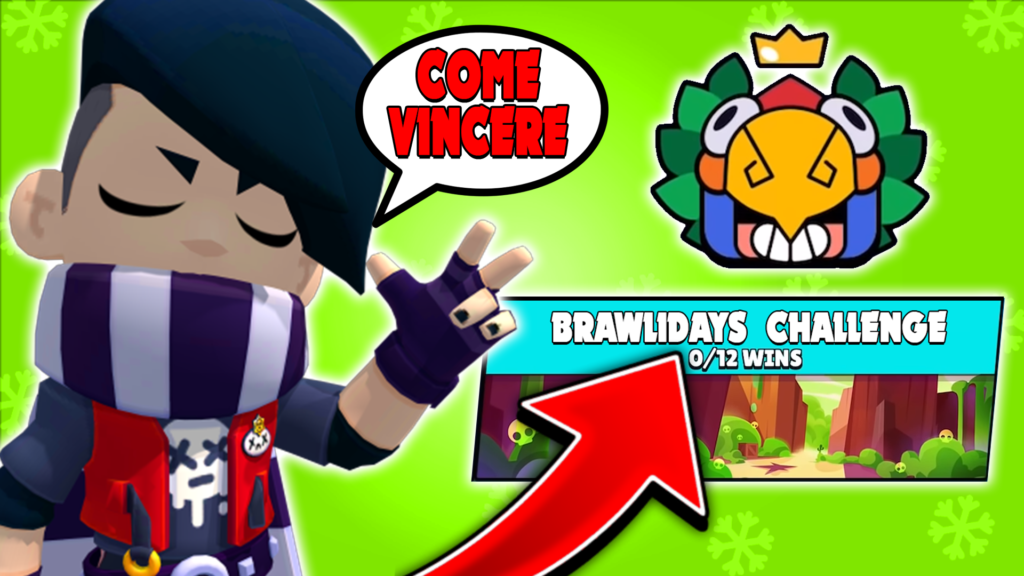 Brawlidays Challenge: Date confirmed and COMP tips to use!