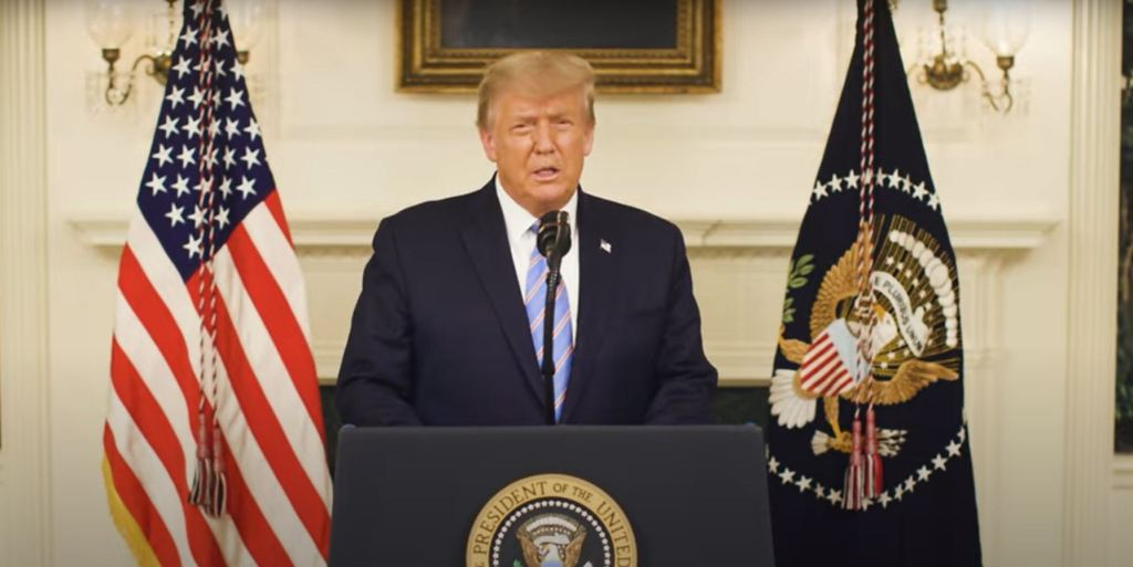 Donald Trump says he won't attend Joe Biden's inauguration – deadline