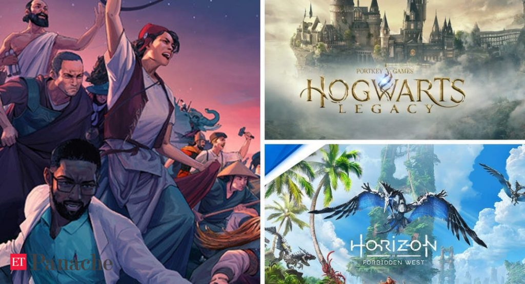 Gamers, hold your breath on the hottest video games of the year: Hogwarts, Humankind & Horizon