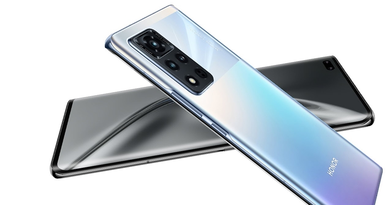 Honor View 40 officially becomes, with 6.72-inch OLED screen and triple camera;  Honor V40 International Version?