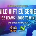 Introducing the Wild Rift EU Series Community Tournament