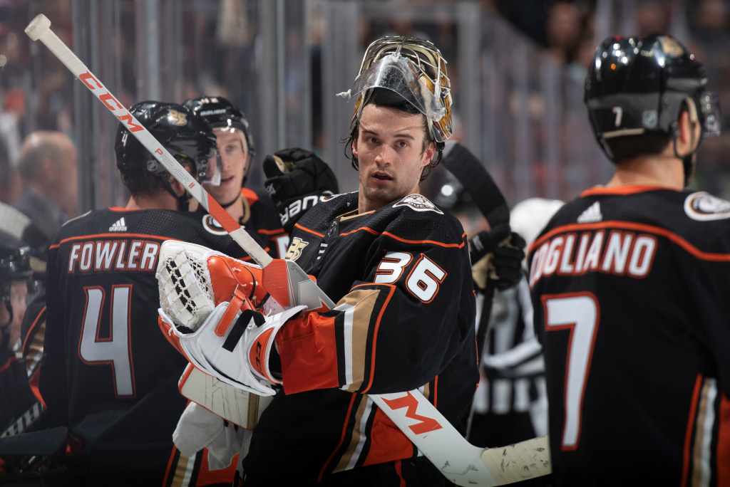Jon Gibson says the ducks are eager to return to the playoffs – Orange County Register