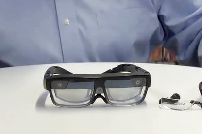 Lenovo announces ThinkReality A3 lightweight smart glasses