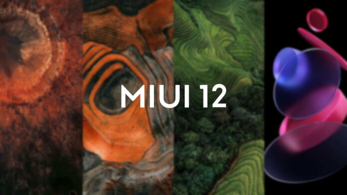 miui 12 official wallpapers