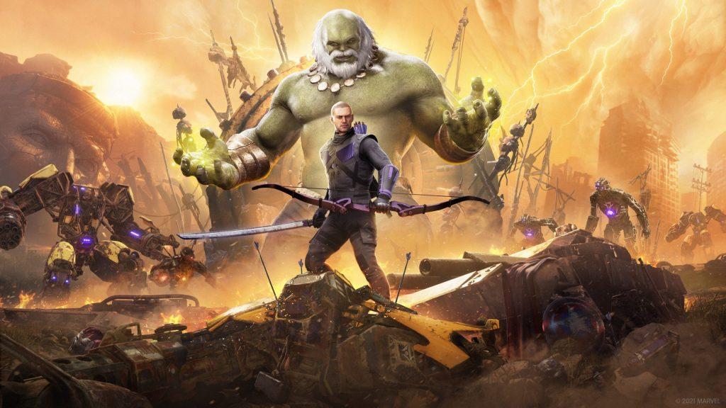 Marvel's Avengers confirms new DLC, PS5, Xbox Series X / S reveal plans
