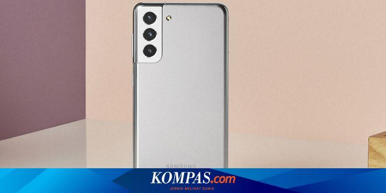 Unannounced Samsung Galaxy S21+ Phantom Green Colour Variant Appears on Australian Website