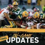 Packers fall to Buccaneers in NFC title game, 31-26