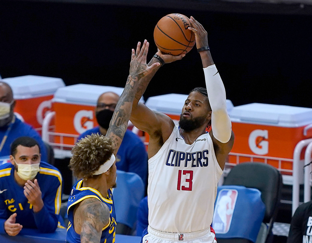 Paul George's Hot Start Backs Up Clippers Investment – Orange County Register