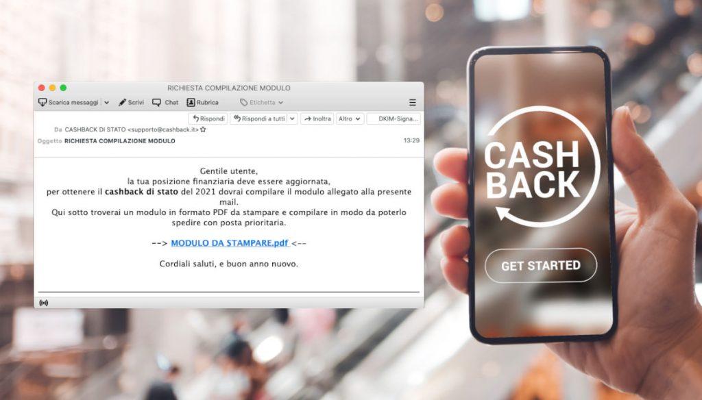 modulo cashback malware