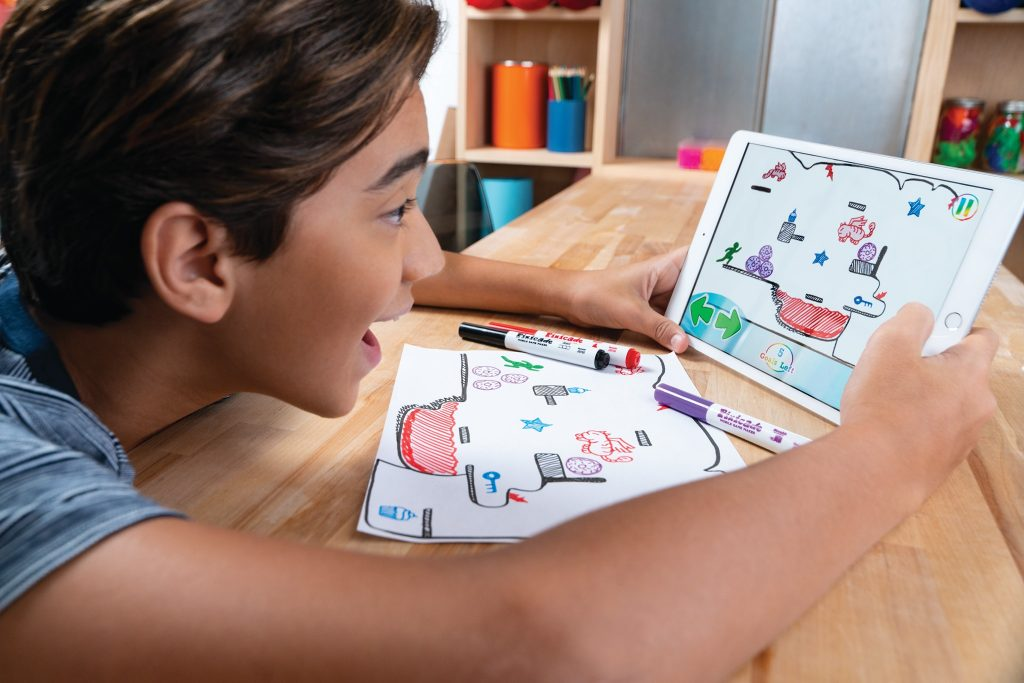 Technology company BitOGenius uses Pixicade – ToyNews to turn children's art into playable video games