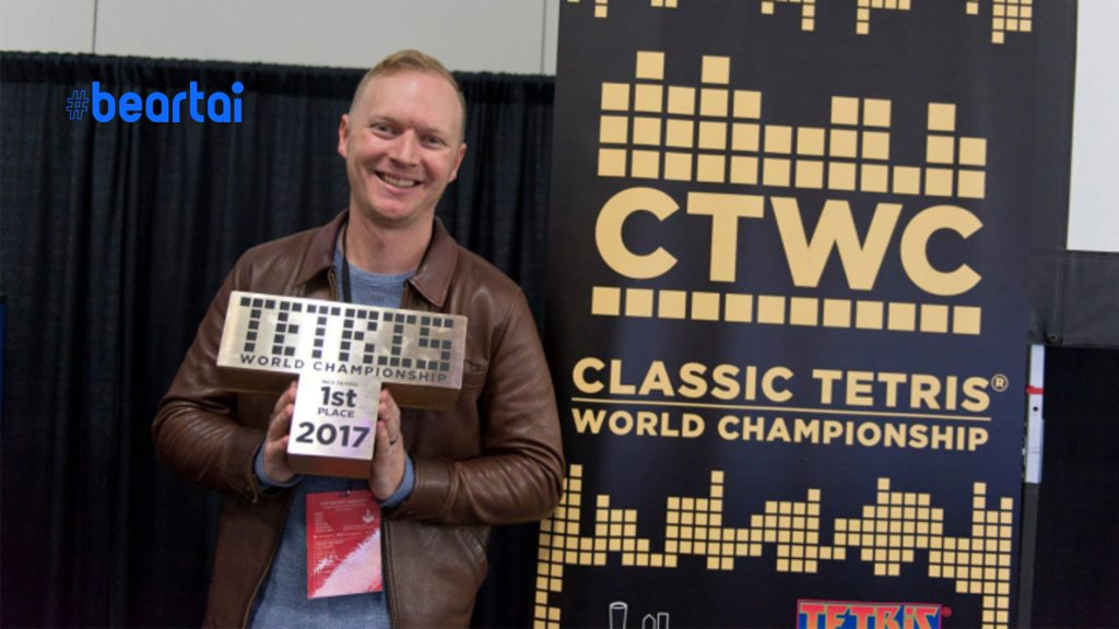 The Tetris World Champion is dead.  With only 39 years