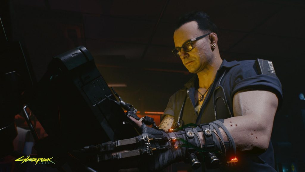 The official cyberpunk mod tool allows fans to create their own improvements