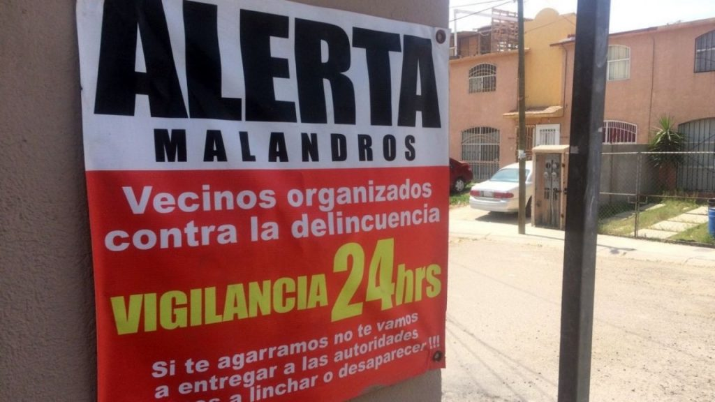 """Tired of the assaults, neighbors in Tijuana buy """"patrol"""" for surveillance rounds"""