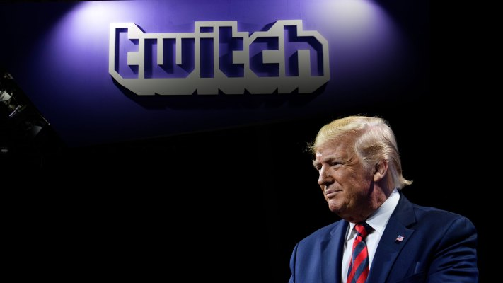 """Twitch will disable Trump's channel until the end of his term to """"minimize harm"""" during the transition – TechCrunch"""