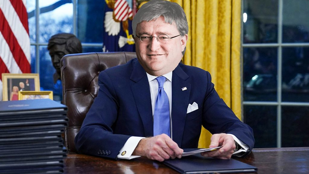 US President of Video Games: Steam Quiz