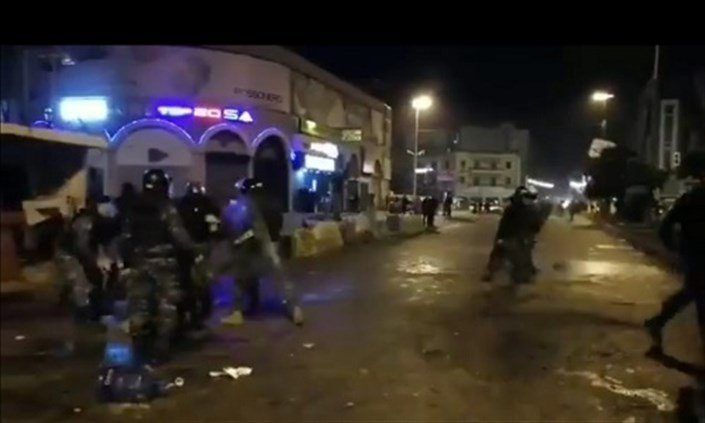 What happened yesterday in Tripoli?  Security forces reveal!