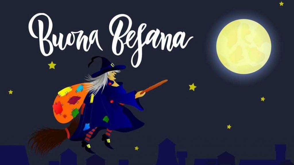 Wishes For A Happy Befana 2021 Sur Whatsapp: Les Plus