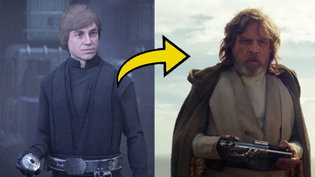 10 Star Wars Moments Described in Video Games