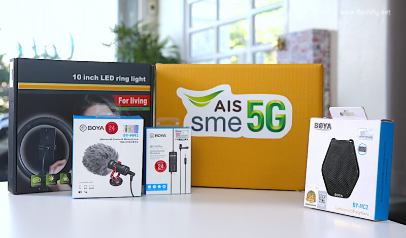 AIS SME Pro Social, a great promotion for online merchants, LIVE without interruptions, from only 599 baht.