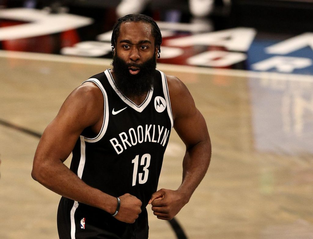 The NBA TV rating for the Brooklyn Nets game on the League Pass has skyrocketed since James Harden Trade
