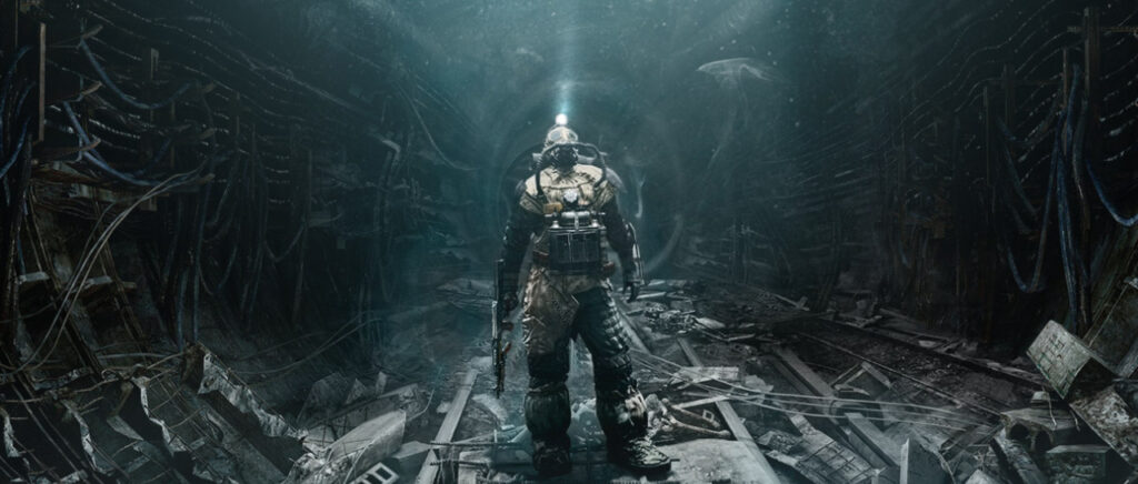 So you can get Metro Last Light totally free on your PC