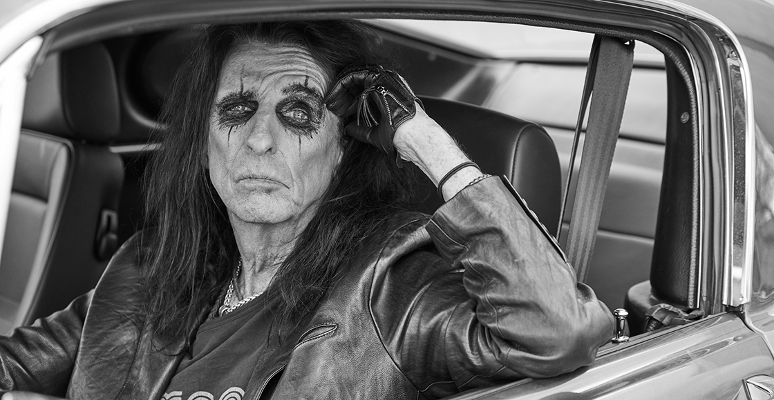 Alice Cooper pays tribute to the city that made her famous on her new album, 'Detroit Stories'
