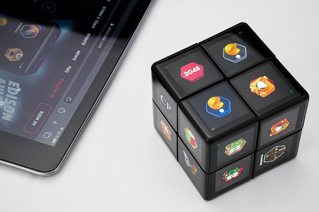 WOWCube – Next Generation Puzzle Video Game