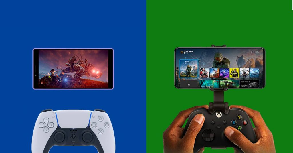 How to Play PS5 and Xbox Series X Games Remotely on Your Phone