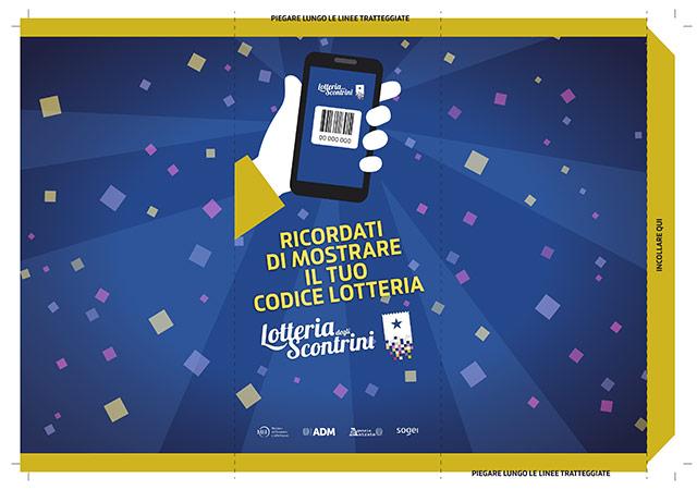 Receipt Lottery: The Merchant Counter Screen