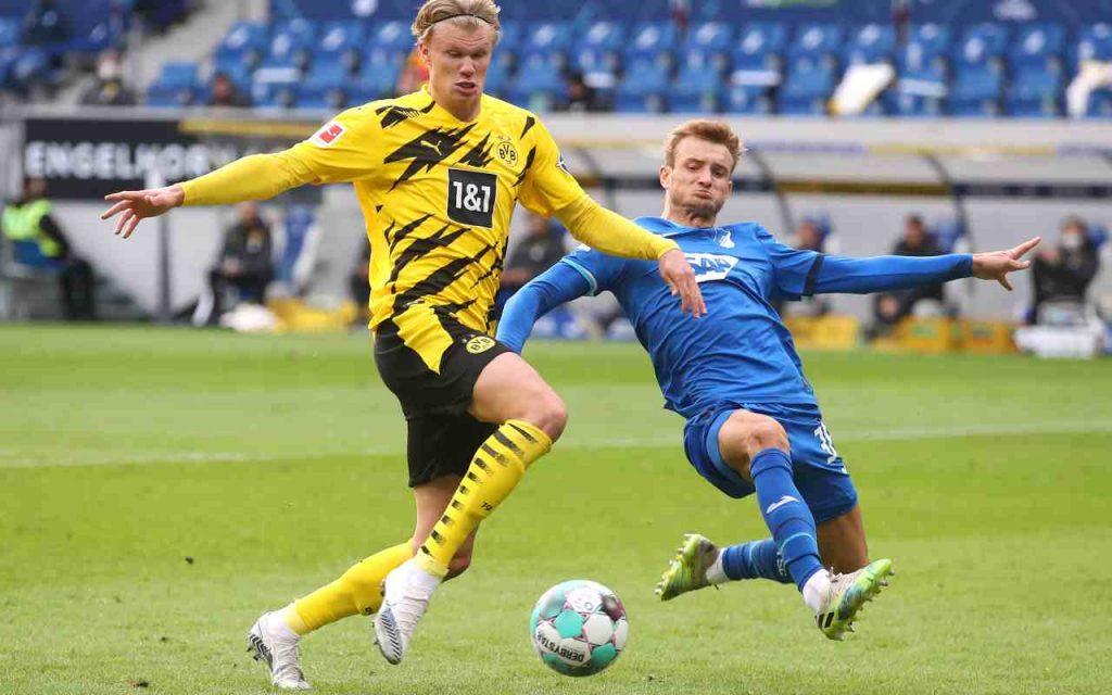 Borussia Dortmund-Hoffenheim